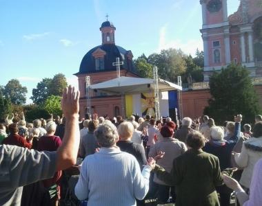 XII Metropolitalny Kongres Odnowy Święta Lipka 1.10.2016r.